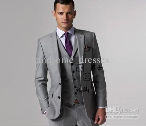 Mens Silver Suits For Weddings Silver Mens Suit Bridal
