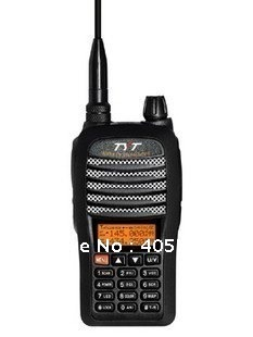 TH-UVF1 Two Way Radio TYT  Dual band dual display dual standby walkie talkie UHF VHF FM transceiver with VOX function