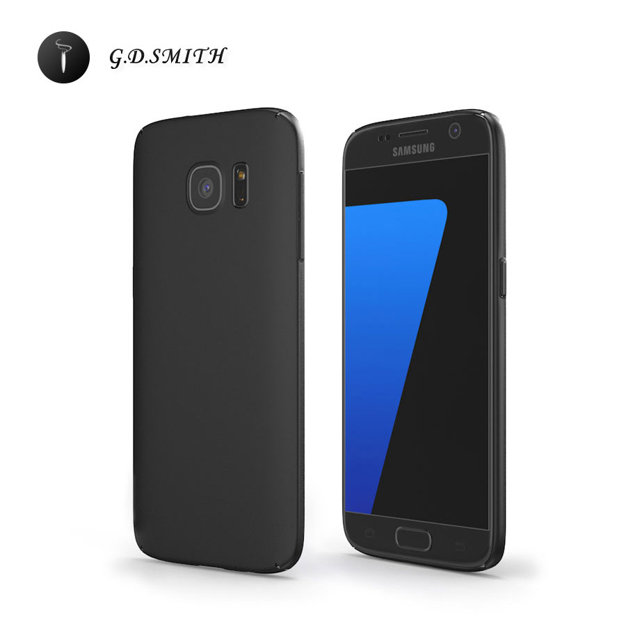 G.D.SMITH Ultra Thin Cover Case for Samsung Galaxy S7 Fashion Cell Phone Coque For Samsung S7 Retail and Wholesale 2016 New(China (Mainland))