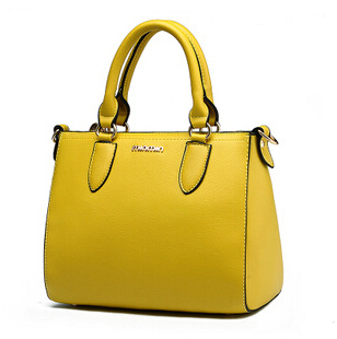 France hot sale female stereotypes shoulder bag women leather messenger bags fashion women small size yellow bags A24(China (Mainland))