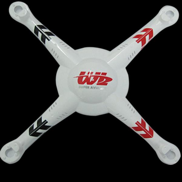 JJRC V686 Wltoys V686 RC Quadcopter Spare Parts Upper Body Shell Cover<br><br>Aliexpress