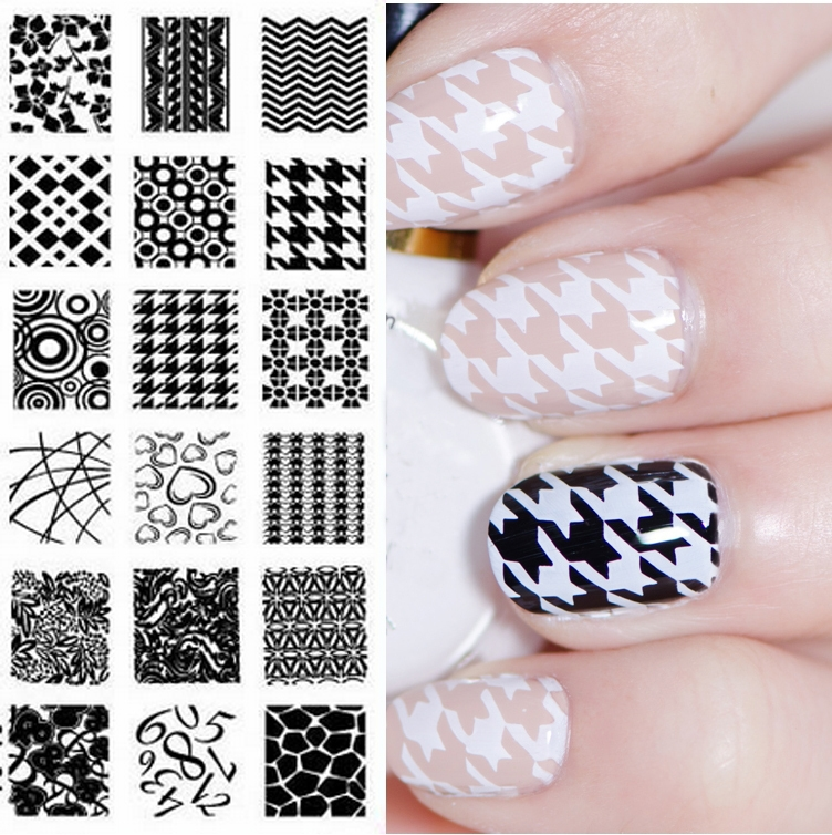 Retail 1PCS/LOT CA Series 32 number choose Size 120*60MM nail Stamp Stamping Image Konad Plate Print Nail Art  Template DIY(China (Mainland))