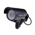 Outdoor Indoor surveillance camera Fake IP Surveillance Security Camera Dummy Night CAM LED Light safe home