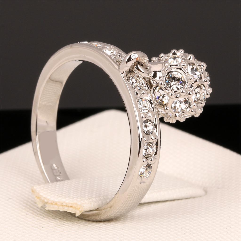 unique finger rings white gold
