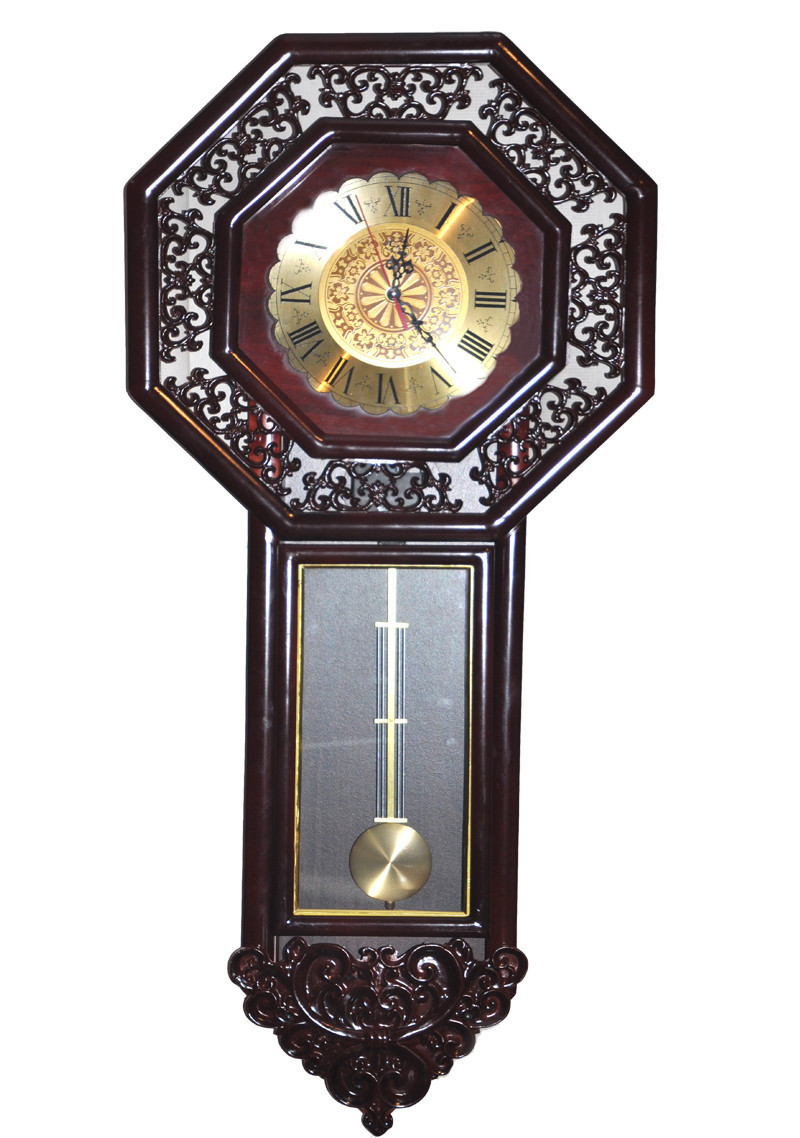 Roman wall clock fashion wall clock swinging pendulum clocks and creative arts living room - Stylish pendulum wall clock ...