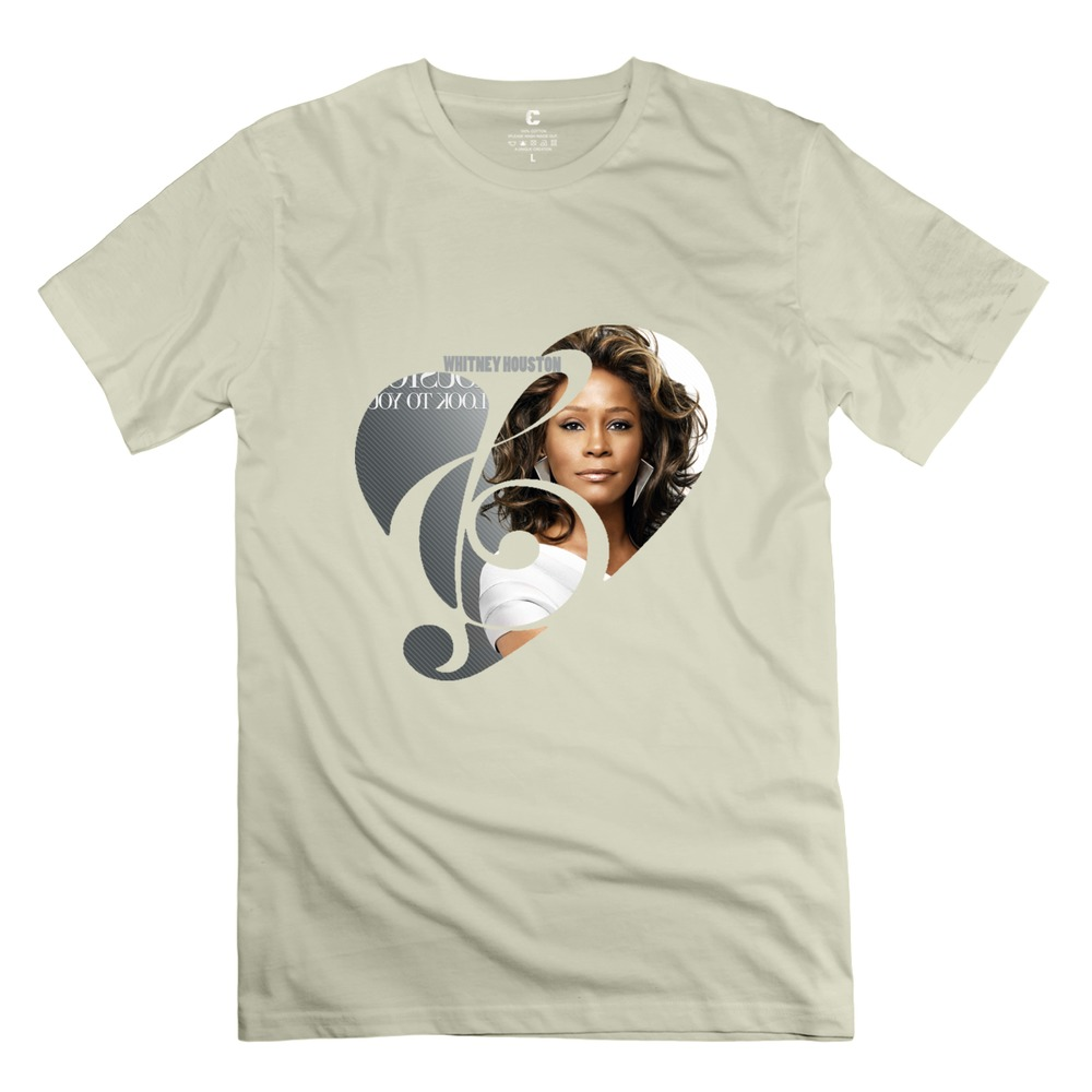 Hot Sale Whitney Elizabeth Houston T Shirt Swag 100 Cotton