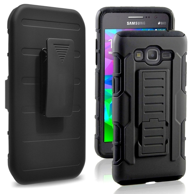 Armor Hard Case for Samsung Galaxy Grand Prime G530 G530H ...
