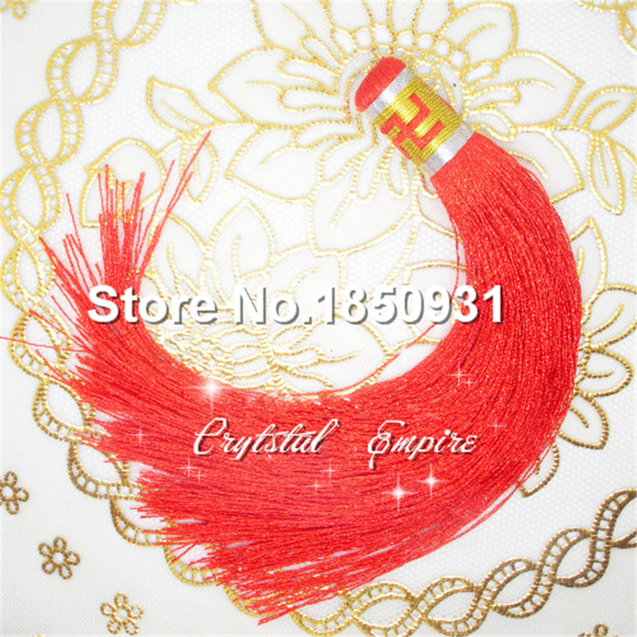 20 PCS Wholesale DIY Handmade Jewelery Accessories Export High Quality Chinese Knot Tassel for Bag Crystal Pendant Car Ornaments(China (Mainland))