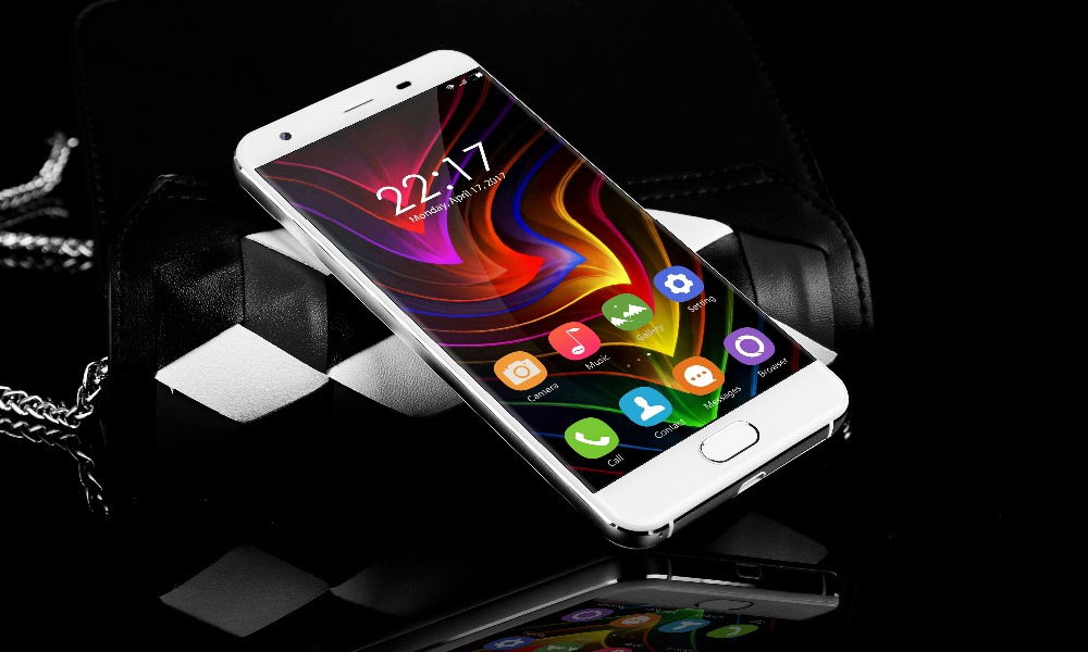 image for Oukitel C5 5.0'' MTK6580 Android 7.0 Mobile Phone Quad Core 2GB RAM