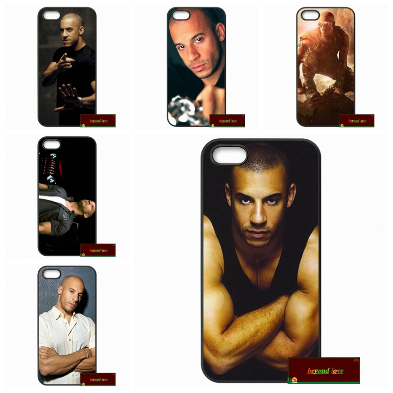 Vin Diesel United States Star Cover case for iphone 4 4s 5 5s 5c 6 6s plus samsung galaxy S3 S4 mini S5 S6 Note 2 3 4 F0380(China (Mainland))
