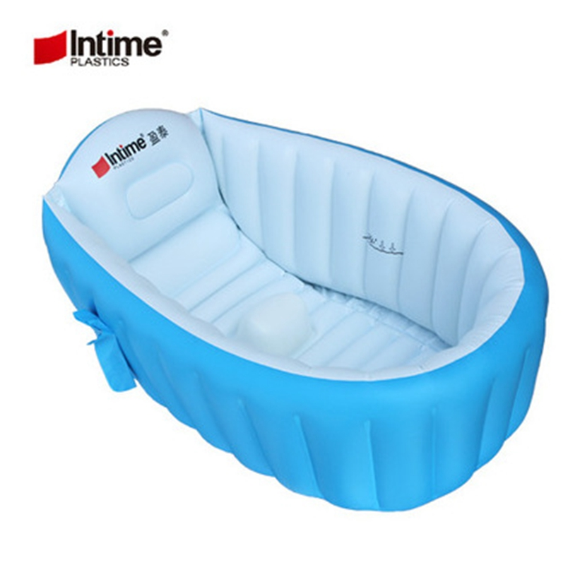 Wholesale inflatable bath tub children swimming pool for Best rated inflatable swimming pool