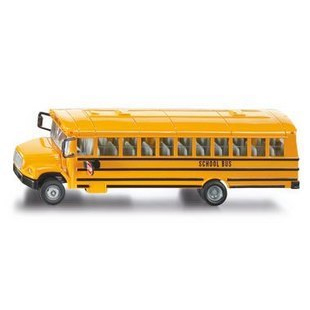 free shipping Siku alloy car models school bus u3731 alloy bus model cars toy