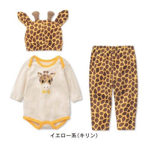 New Arrival Autumn Cotton Baby Romper Suit, Hat+Tops+Pants,Newborn Baby Clothes Boys Girls Jumpsuits Baby Layette 3pcs/set(China (Mainland))
