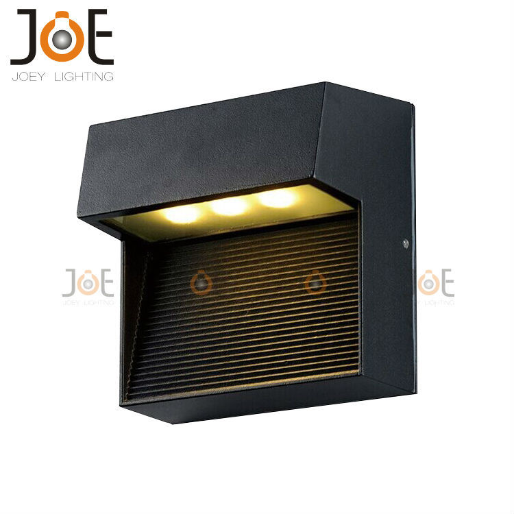 Led Wall Lights Garden : Aliexpress.com : Buy Modern LED 3W outdoor wall lamp Porch light Waterproof IP54 for yard home ...