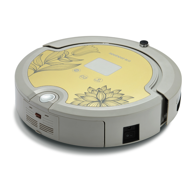 Remote Controller C571 Robot Mop of Robot Vacuum Cleaner Sweeping Robot with Auto Recharge(China (Mainland))