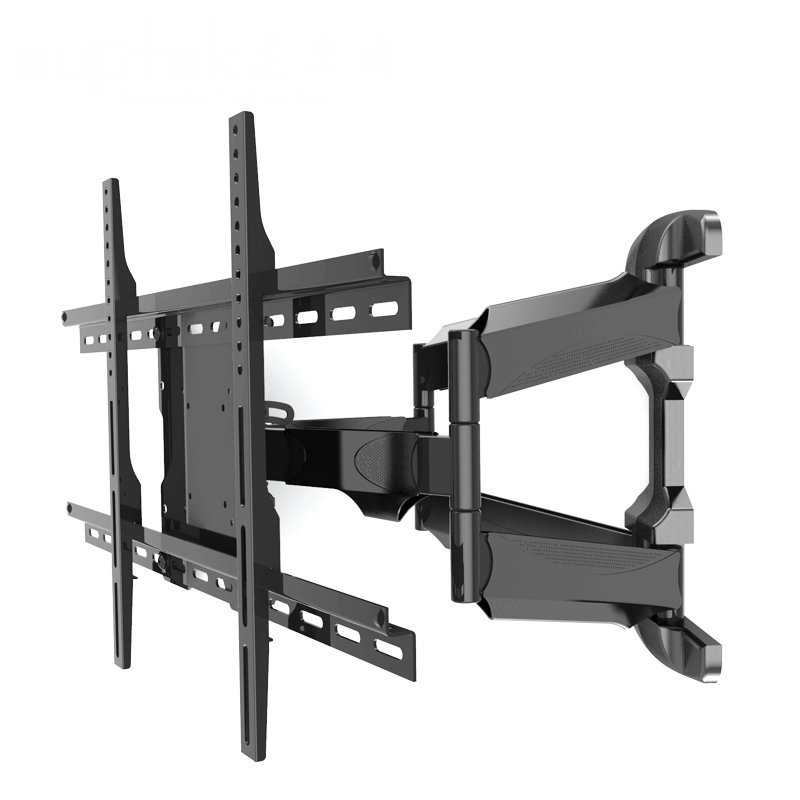 New Arrival 32 37 42 46 55 60 65 Retractable Tv Wall Mount Rotation Wall Mount LCD TV Bracket(China (Mainland))