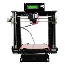 3D Printer Reprap Prusa I3 Pro MK8 Extruder with LCD 2004 panel 3D Printer