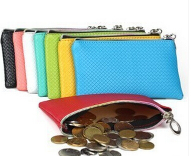 2015 Creative Short Clutch purse wallet candy color burst models zipper coin bag phone package, retail and wholesale<br><br>Aliexpress
