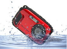 Factory spot 10 pixels 16000000 meters deep waterproof digital camera sales