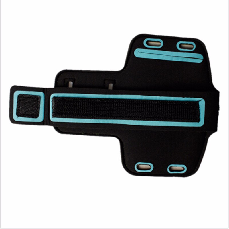 Sport Armband Arm Band Belt Cover Waterproof Sport Running Bag Case For Apple iPhone 6 6S Mobile Phone With Key Holder