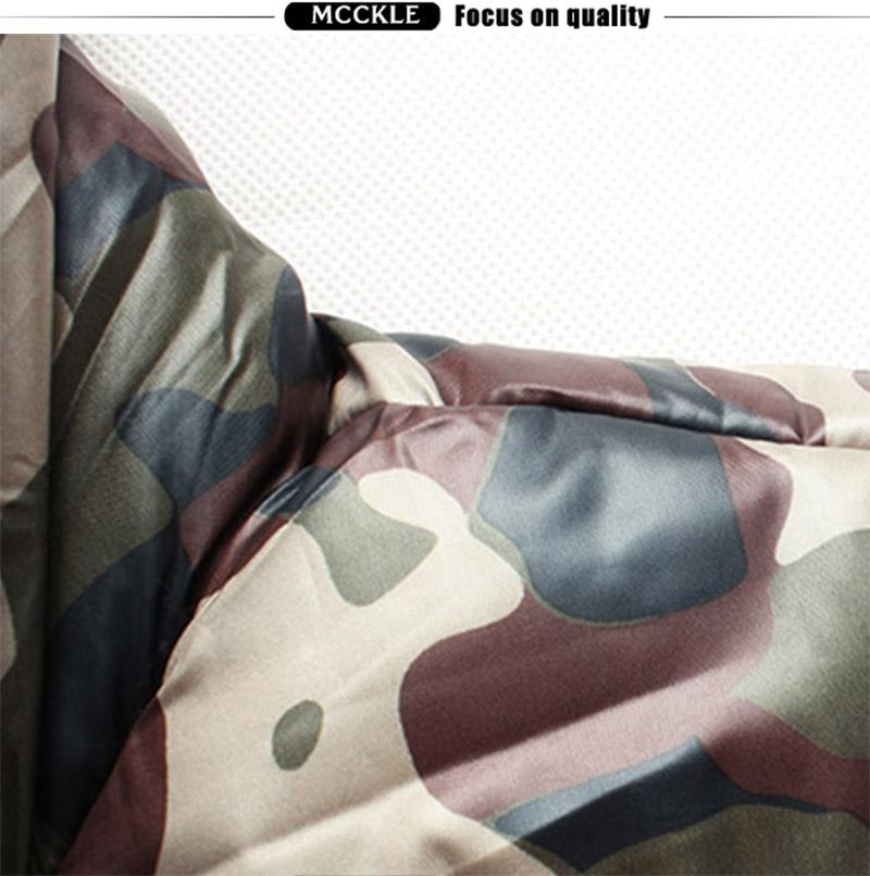 Скидки на Мода Зимние Куртки Для Человека Камуфляж С Капюшоном Куртка Chaqueta Мужская Теплое Пальто И Пиджаки ветровка