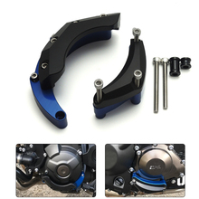 Buy Motorcycle Engine Guard YAMAHA MT-09 2014-2017 FZ 09 FZ09, XSR900 2016 2017 Engine Guard Case Slider Cover Protector Set for $44.57 in AliExpress store