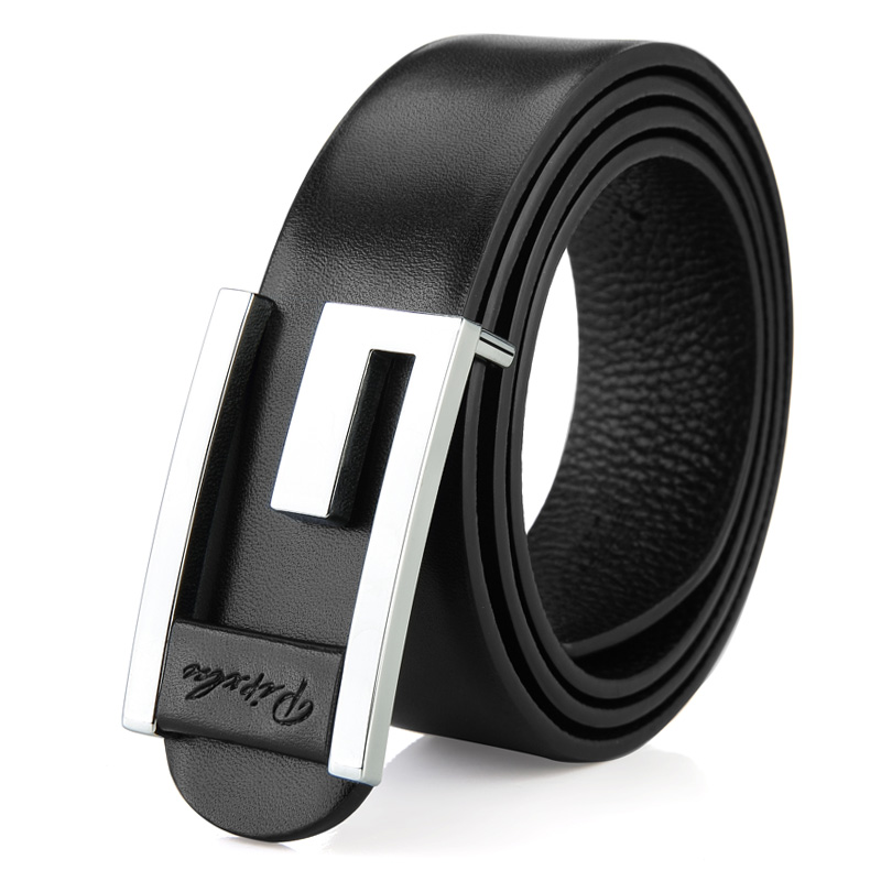 2016 New Brand Designer Belts Men High Quality Cowhide Young Fashion Leather Buckle Men Belt Luxury Bussiness Casual PX001(China (Mainland))