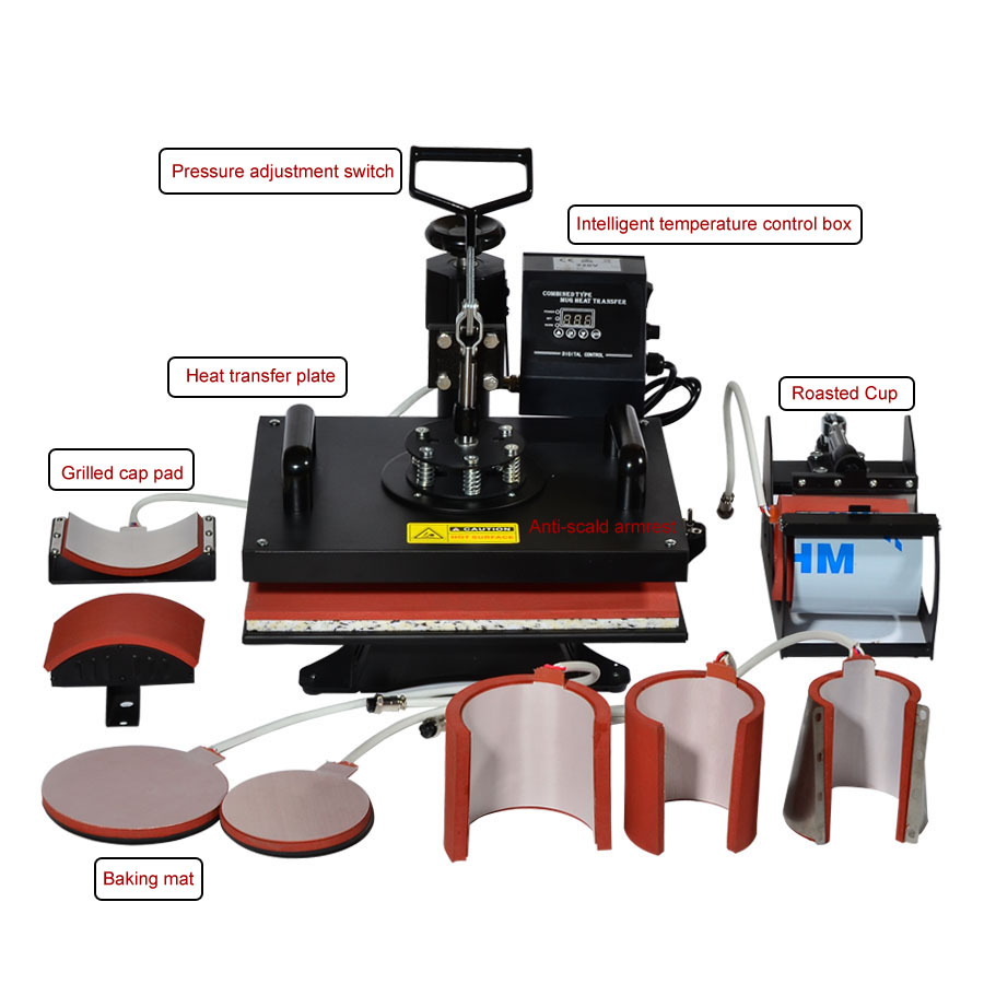 heat press machine for mugs