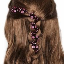 Buy 6Pcs/pack Mini Headwear Rhinestone Bridal Hair Claws Women Snowflake Hair Pin Clips Flower Girl Wedding Hair Accessories for $1.68 in AliExpress store
