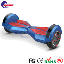 "Hot Koowheel 8"" LED two-wheel self balancing scooter hover boards swegway hoverboard bluetooth skateboard with speaker oxboard(China (Mainland))"