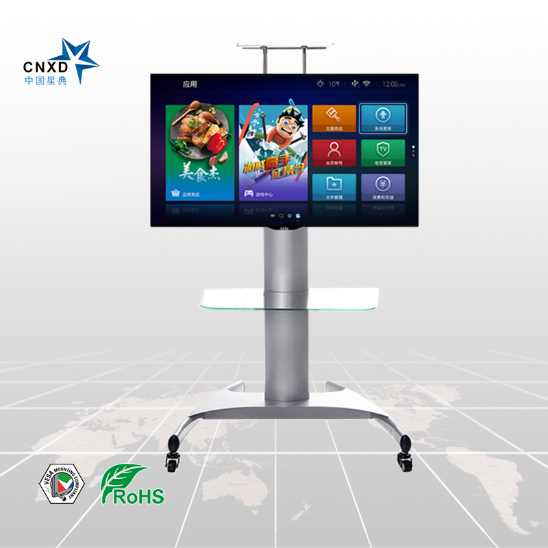 CNXD Plasma Flat Panel TV Floor Stand with Universal TV Mount Suitable For 32'' -65'' TV Cabinets TV furniture(China (Mainland))