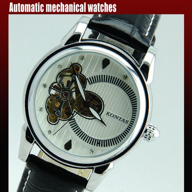 Montre kontas prix for Bracelet cuir homme luxe