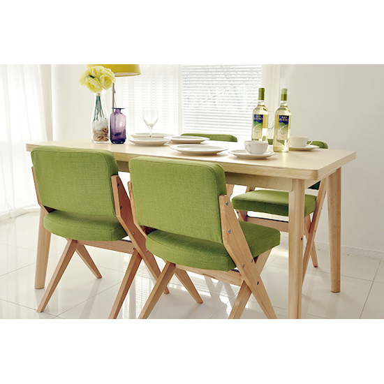Dining chairs dining table dining table furniture ensemble for Small contemporary dining tables