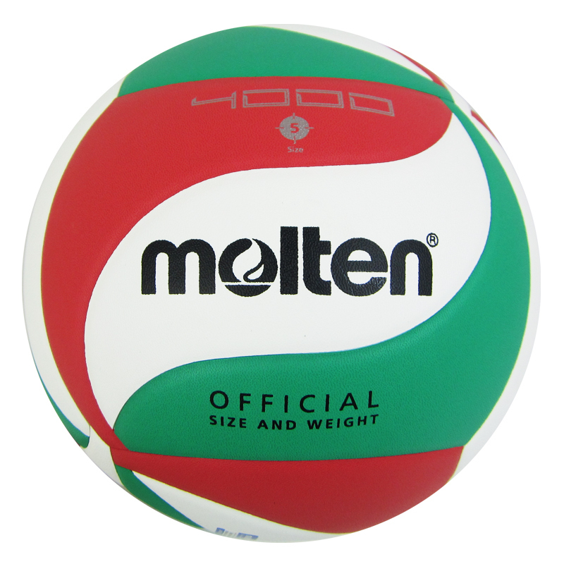 HOT !HOT !free shipping! top quality Volleyball v5m4000 PU molten volleyball 5 ball ,1 pcs price(China (Mainland))
