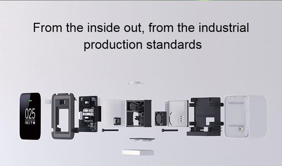 image for Xiaomi Mijia PM2.5 Detector Sensor Air Quality Monitoring High-precisi