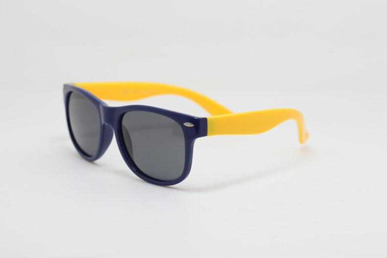 Apparel Accessories Girl's Glasses Motivated Fashion Sunglasses Boys Girls Kids Polarized Sun Glasses Tr90 Silicone Children Safety Glasses Baby Eyewear Uv400 Oculos