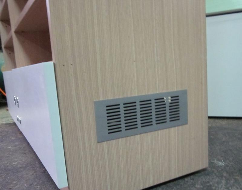 5pcs Lot 300 80mm Aluminum Air Vent Ventilator Grille For