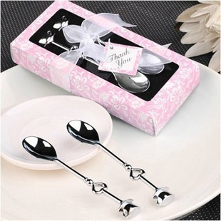 Wedding supplies lovers coffee spoon small gift tableware wedding small