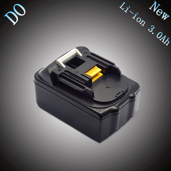3000mAh Rechargeable Lithium Ion Packs Replacement Power Tool Battery for Makita 18V BL1830 LXT400 194230-4 194205-3(China (Mainland))
