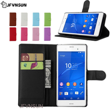 """Buy Sony Xperia Z4 Cases Card Holder Wallet Leather Flip Cover Case Sony Z4 Z3+ E6533 Dual E6553 5.2"""" Stand Phone Coque Capa for $3.28 in AliExpress store"""