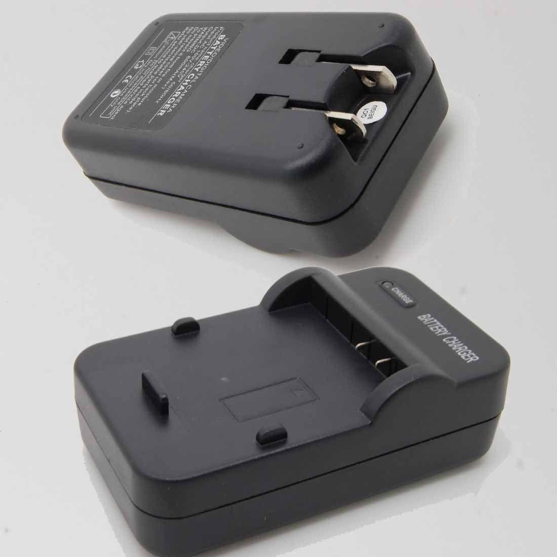 Battery Charger For RICOH DB-60 Caplio II GR R3 R4 R5 R30 R40 G600 GX100 GX200_X()
