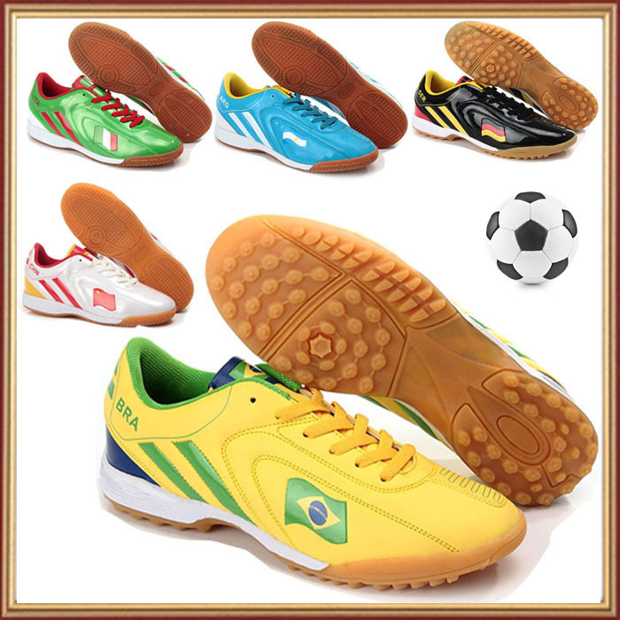 Athletic Football Shoes,ronaldo Soccer Boot,Hypervenom Football Boots Indoor Soccer Shoe Men Futsal indoor soccer cleats(China (Mainland))