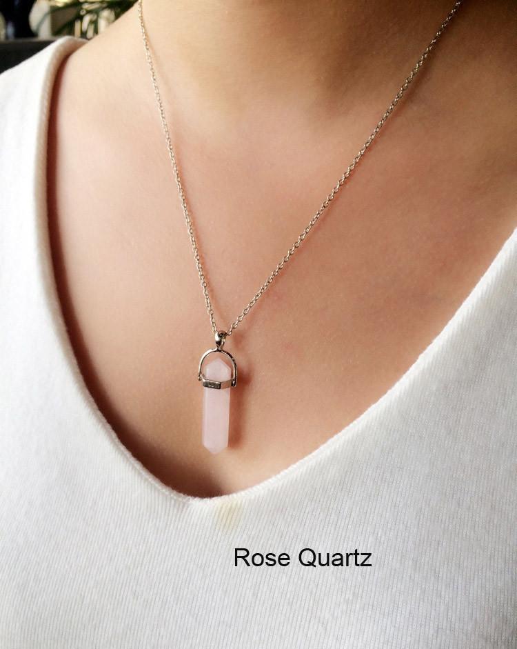 quartz necklace 4.69USD (8)