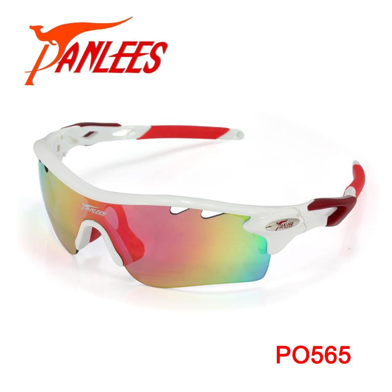 Hot Sales Panlees Cycling Glasses 3 Lens Polaroid Sunglasses Gafas Interchangeable Anti-UV - Guangzhou Jiahao Factory store