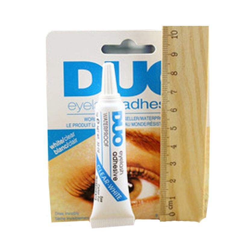New Eyelash Glue white Clear Adhesive False Eyelash Glue For Professional Beauty Makeup False Eyelashes Adhesive Eye Lash Glue(China (Mainland))