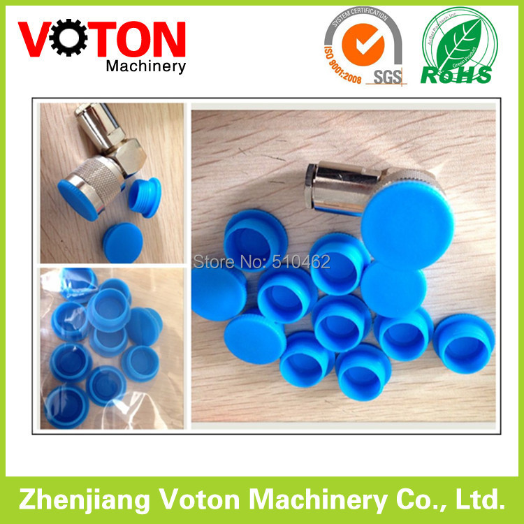free shipping N Male/Plug Dust Cap plastic material (100pcs/lot)(China (Mainland))
