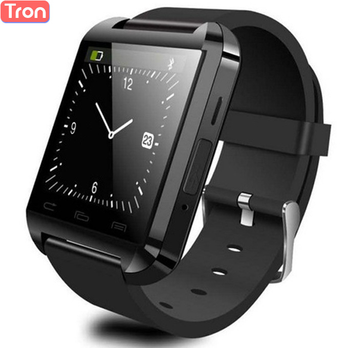 Original U Watch U8 WristWatch For Samsung S5 Note 3 Android Cell Phone Smartphone(China (Mainland))