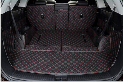 2015 New Special Trunk Mats For Kia Sorento 7seats 2015