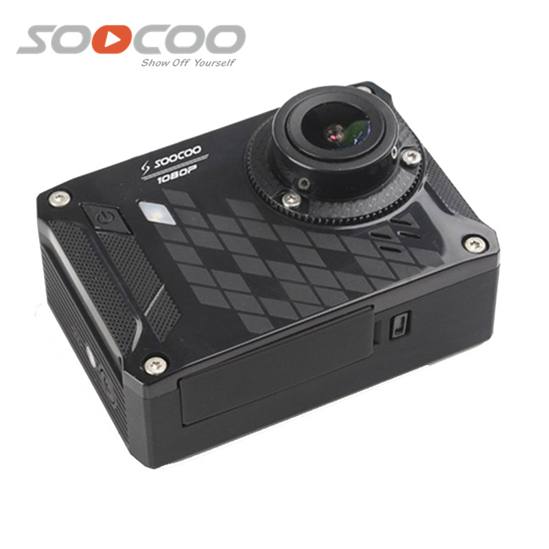 Soocoo S33 Action Video Camera Sports Mini Camcorder DVR Waterproof 1080P HD 150 Degree Wide-angle Lens Motion Detection HDMI<br><br>Aliexpress