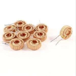 Universal 10pcs Toroid Core Inductor Wire Wind Wound for DIY--100uH 6A For Sale(China (Mainland))
